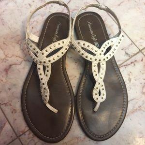 Fabulous American Eagle Sandals!